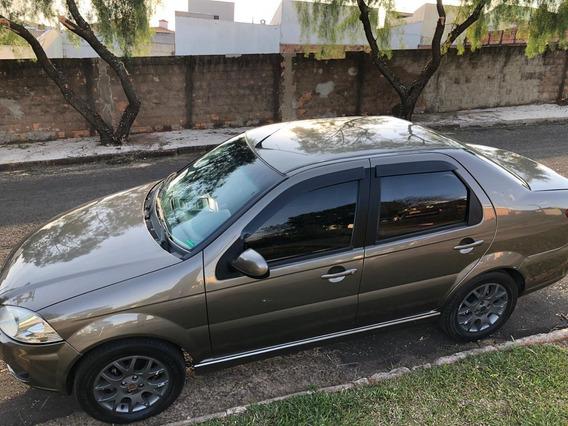 Fiat Siena 1.0 8v 2014 4p Completo Baixa Quilometragem