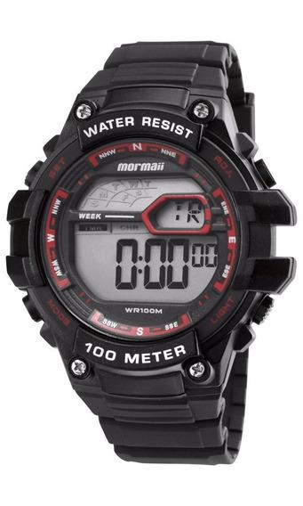 Relógio Masculino Digital Mormaii Esportivo Mo3480a/8r