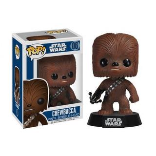 Funko Pop Chewbacca 06 Star Wars Baloo Toys