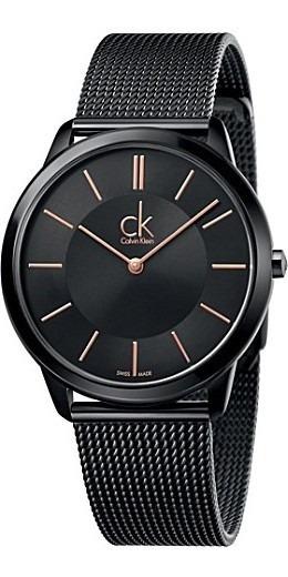 Reloj Original Caballero Marca Calvin Klein Modelo K3m21421