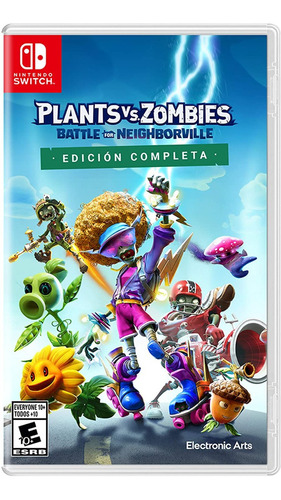 ..:: Plants Vs Zombies Battle For Neighborville ::.. Switch