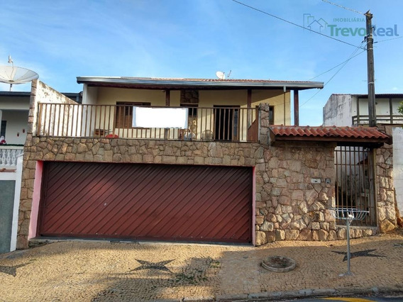 Casa Com 3 Dormitórios À Venda, 360 M² Por R$ 565.000 - Jardim Novo Mundo - Valinhos/sp - Ca1646
