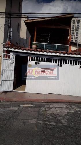 Sobrado À Venda, 130 M² Por R$ 600.000,00 - Picanco - Guarulhos/sp - Ai12568