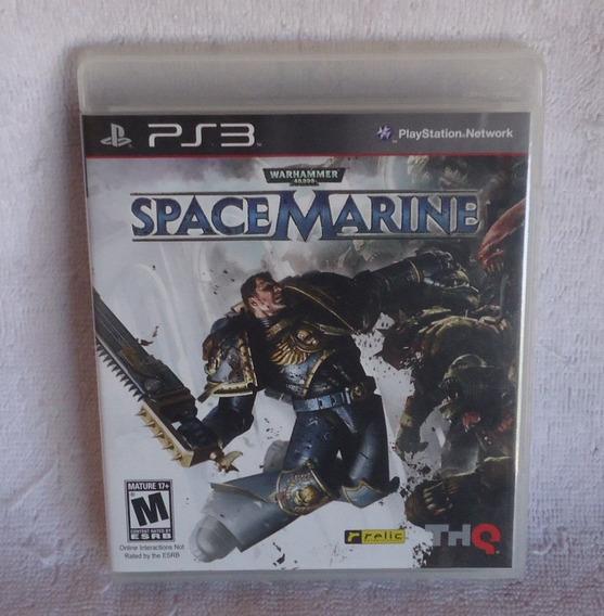 Space Marine Ps3 ** Frete Grátis Leia