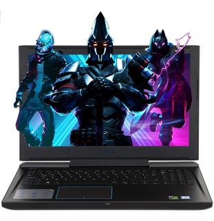 Laptop Gamer Dell G7 7588 I7 8750h 16gb 1tb Ssd 128gb 15.6 Gtx 1060 6gb Win10 Hmw8d