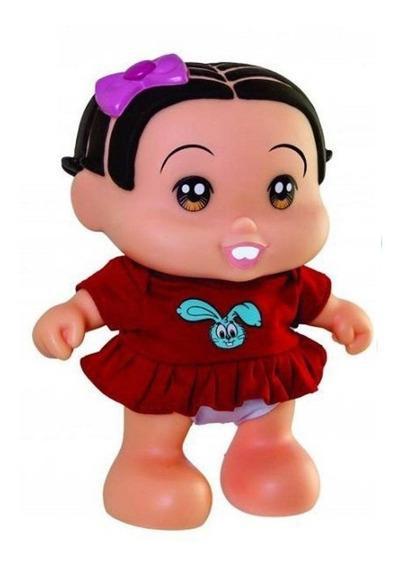 Bonecos Turma Da Mônica Bonitinho Baby Que Fala