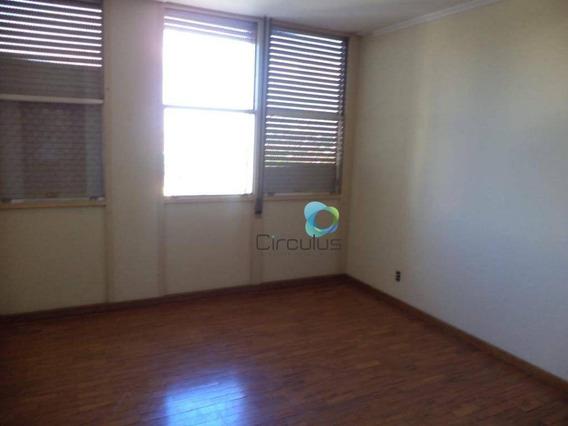 Apartamento Com 3 Dormitórios À Venda, 200 M² - Centro - Ribeirão Preto/sp - Ap2293