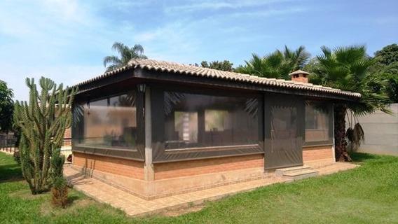 Chácara Para Venda Em Araras, Recanto Paraiso, 1 Dormitório, 2 Banheiros - V-188