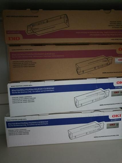 Toner Oki Es4132 / Es4172 / Es4192 Es5112 / Es5162 Original