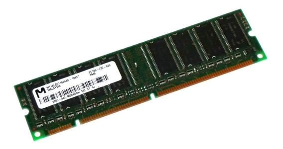 Memoria Sdram 128mb Markvision Pc-133