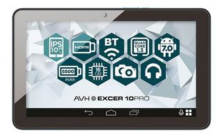 Tablet Avh Excer 10pro 10´ 16gb Hdmi Wifi Bluetooth