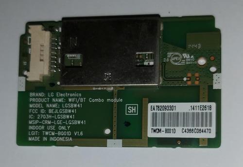 Modulo Wifi Da Tv LG 70lb7200 - Envio Incluso