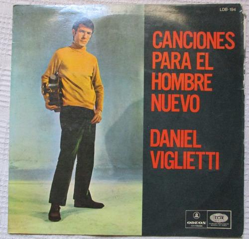 Imagen 1 de 5 de Daniel Viglietti - Canciones Para El Hombre Nuevo
