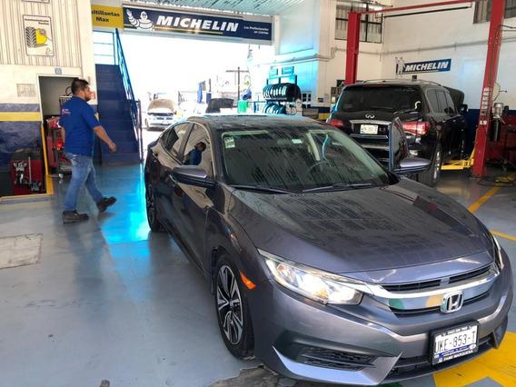 Honda Civic 1.5 Turbo 2016
