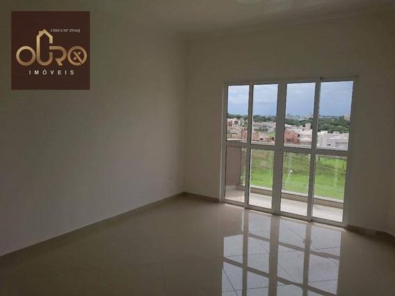 Apartamento Residencial À Venda, Jardim Noêmia, Franca. - Ap0035