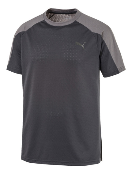 Puma Camiseta A.c.e. Block Hombre Playera Gym 2xl L Xl Entre