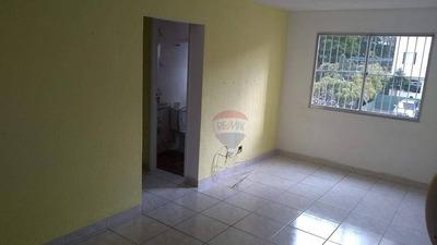 Apartamento Com 2 Dormitórios À Venda, 52 M² Por R$ 249.999 - Vila Irmãos Arnoni - São Paulo/sp - Ap0706