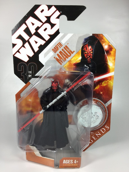 Darth Maul 30 Aniversario Hasbro Star Wars