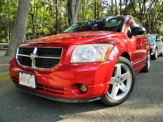 Dodge Caliber Rt 2.4 Awd 4x4 Cvt Rendidora Y Lista Para Uber