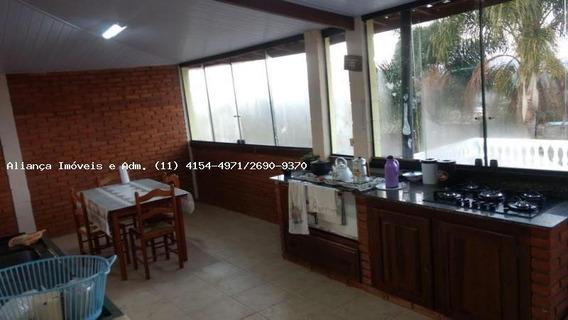 Chácara Para Venda Em Cotia, Chácara Tropical(caucaia Do Alto), 3 Dormitórios, 1 Suíte, 1 Banheiro, 3 Vagas - 3170