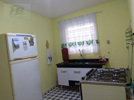 Sobrado Com 2 Dormitórios À Venda, 103 M² Por R$ 220.000 - Aliança - Osasco/sp - So0360