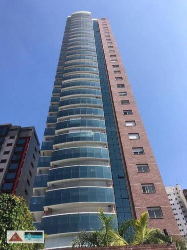 Imagem 1 de 30 de Apartamento Com 4 Dormitórios À Venda, 180 M² Por R$ 1.930.000,00 - Jardim Anália Franco - São Paulo/sp - Ap5340