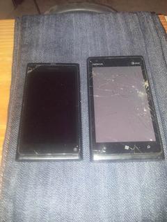 Nokia N9 Y Lumia 900 A Reparar
