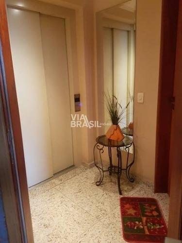 Apartamento Em Condomínio Padrão Para Venda No Bairro Anchieta, 3 Dorm, 1 Suíte, 2 Vagas, 122 M - 631