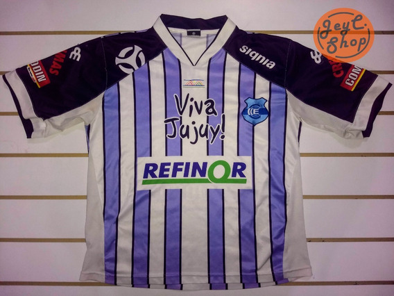 Camiseta Gimnasia De Jujuy Signia