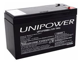 Bateria Selada Unipower 12v 7ah