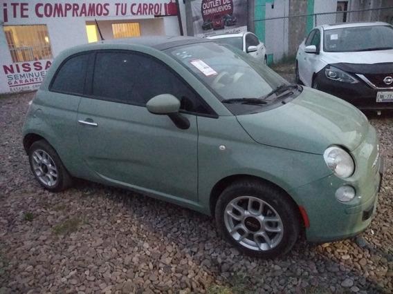 Fiat 500 Trendy Aut 2015