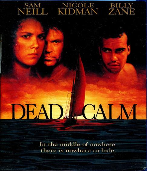 Bluray Terror A Bordo ( Dead Calm ) 1989 - Phillip Noyce /