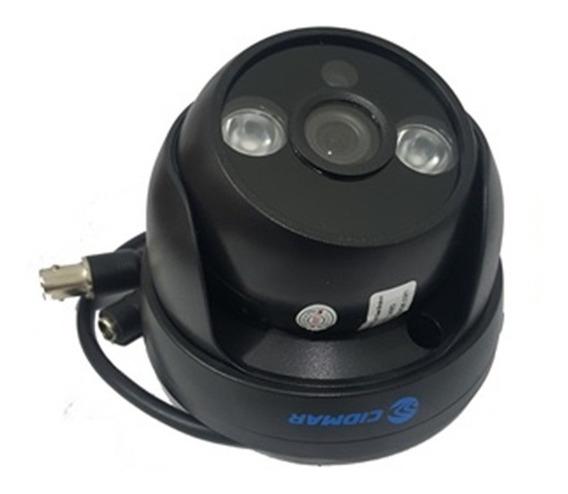Camara Domo Seguridad 2 Leds Ir 720p 1 Megapixel Cctv 3.6mm