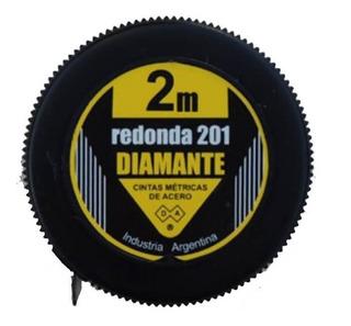 Cinta Metrica Redonda 2m Diamante 201