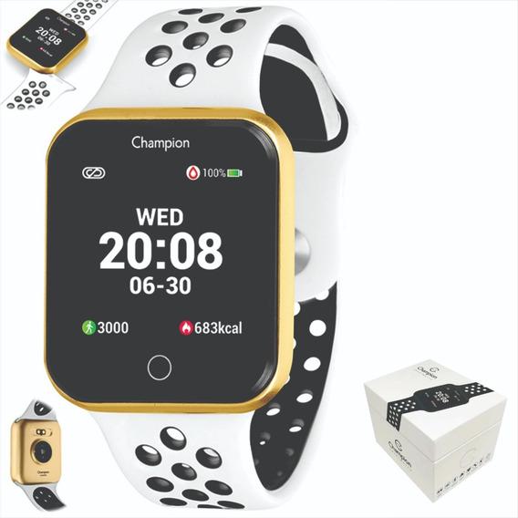 Relógio Champion Smartwatch Bluetooth 4.0 Original Ch50006b