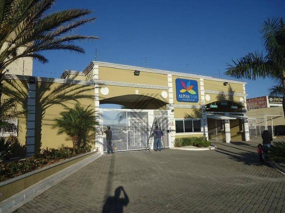 Apartamento Com 2 Dormitórios Para Alugar, 46 M² Por R$ 1.000,00/mês - Alpha Club Residencial - Votorantim/sp - Ap6736