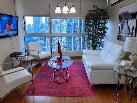 Alquiler De Apartamento Amoblado Avenida Balboa