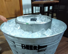 Venta De Cerveza De Barril