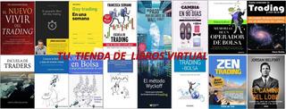 Pack De 16 Libros De Trading , Bolsa, Wyckoff, Traders