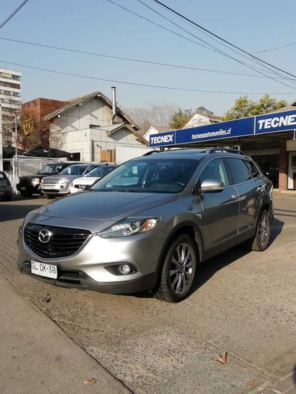 Mazda Cx9 Gtx Awd At, 60.000 Kms, Año 2014