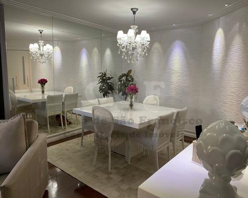 Imagem 1 de 30 de Apartamento De 141m² 3 Dormitórios Vila São Francisco - São Paulo - Ap15121 - 70125255