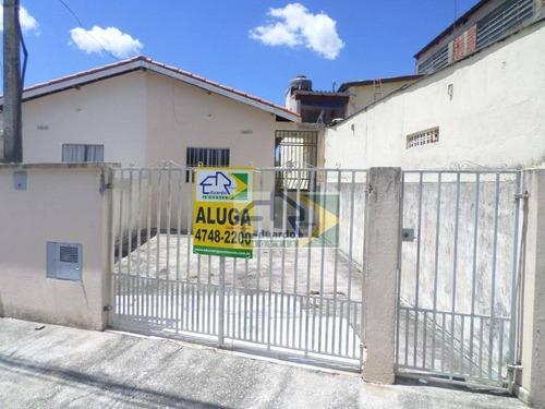 Casa Com 2 Dormitórios Para Alugar, 54 M² Por R$ 730,00/mês - Cidade Miguel Badra - Suzano/sp - Ca0280