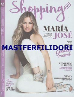 Maria Jose Revista Shoppingmx Mayo 2017 Ov7