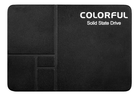 Ssd 480gb Sata Iii 2.5 Computador Notebook Colorful