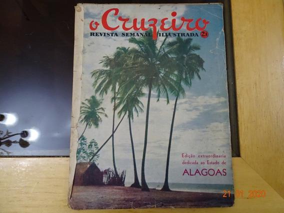 Revista O Cruzeiro Setembro 1940 Ed. Especial Alagoas R478