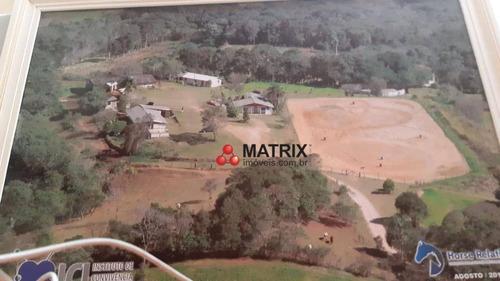 Imagem 1 de 23 de Chácara Com 2 Dormitórios À Venda, 32386 M² Por R$ 2.150.000,00 - Jardim O Bom Pastor - Campo Magro/pr - Ch0050
