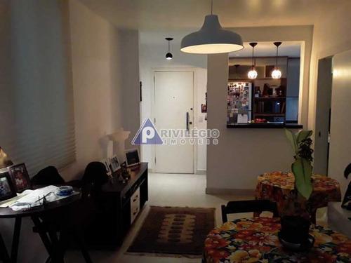 Apartamento À Venda, 2 Quartos, 1 Suíte, Leme - Rio De Janeiro/rj - 22517