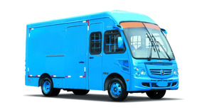 Mercedes-benz 712-e Setcesp Urbano 2007 - 10 Unidades