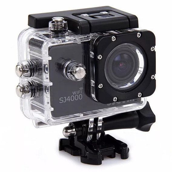 Sjcam Sj4000 Wi-fi Original Câmera Hd 1080p Prova D