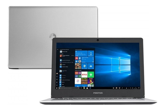 Notebook Positivo Intel Core I3 4gb 64gb Windows 10